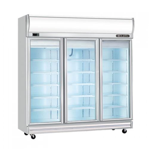 tủ mát trưng bày cánh kính 3 cửa